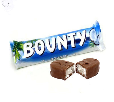 Mars Bounty Chocolate Bar 57g