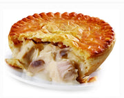 British Depot Chicken & Mushroom Pie 9oz (1/2 lb Ship Weight)