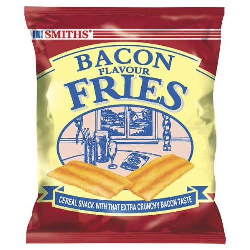 Smiths Bacon Fries 24g