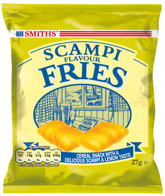 Smiths Scampi Fries