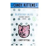 Candy Kitten Blueberry Bliss Vegan Sweets 125g