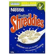 Nestle Shreddies Frosted 500g