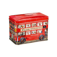 Churchill's Confectionary London Bus Tin - English Toffee 200g
