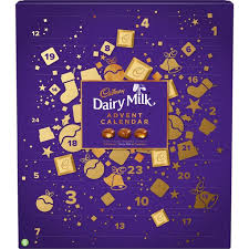 Cadbury Mixed Advent Calendar 258g