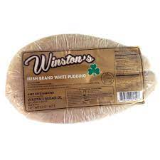 Winston's White Pudding (1lb Ship Weight)