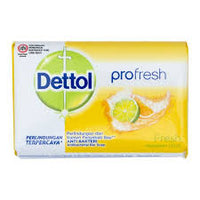 Dettol First Anti Bacteria Soap Bar - ProFresh 105g