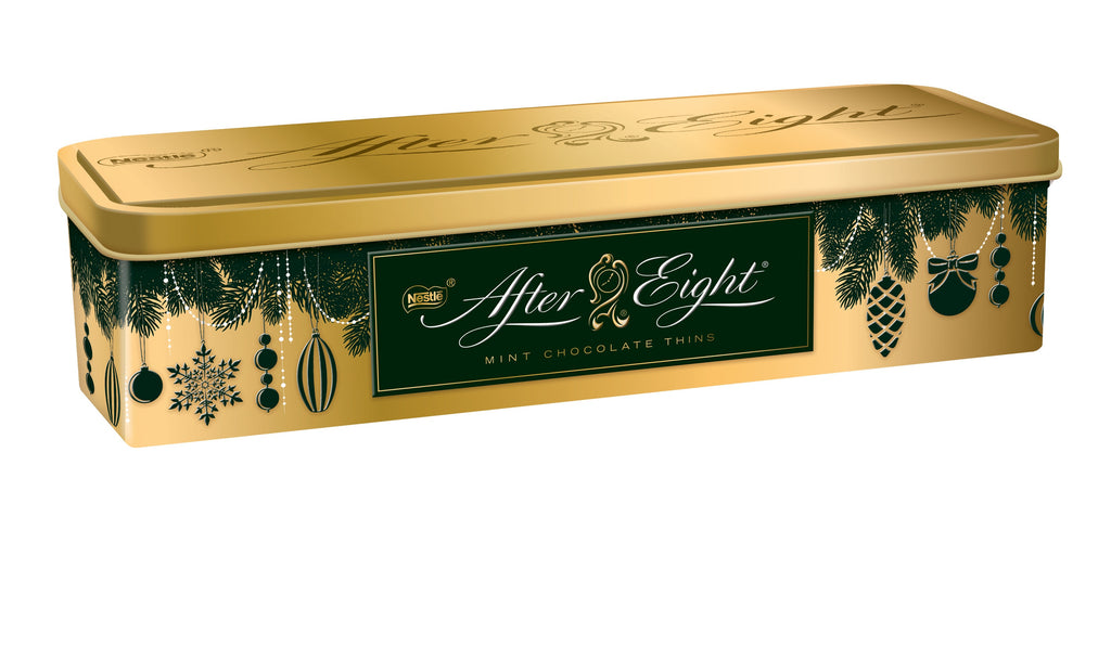 Nestle After Eight Tin 400g (contains 2 x 200g cartons)