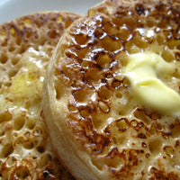 British Crumpets 6pk (1/2lb Ship Weight)