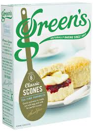 Green's Scone Mix 280g