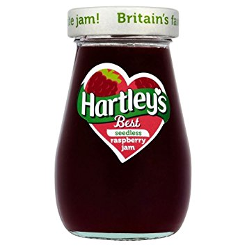 Hartleys Raspberry Jam 340g