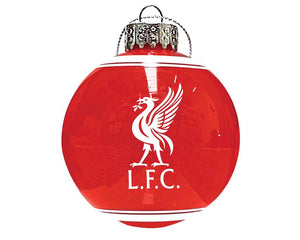 Liverpool FC Christmas Ornament