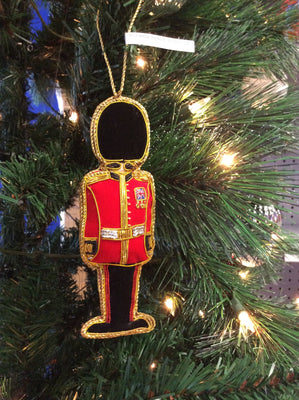 Guardsman Christmas Ornament