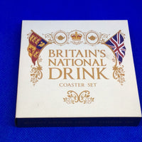 Britain's National Drink Coasters (4)