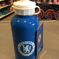 Chelsea FC Aluminium Water Bottle (Signed)