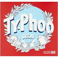 Typhoo Decaf Tea 80 bags (250g)