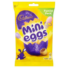 Cadbury Mini Eggs Large Bag 296g