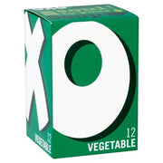 Oxo Vegetable Cubes 12pk 71g