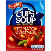 Batchelor's CupaSoup Tomato & Vegetable