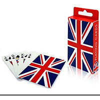Union Jack Playing Cards