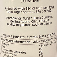 Tiptree Blackcurrant Conserve 340g