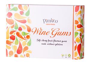 Pimlico Wine Gums Gift Box 200g