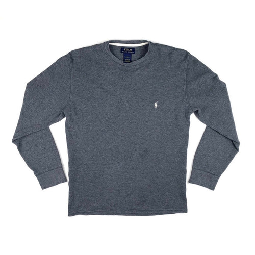 Grey Polo Thermal