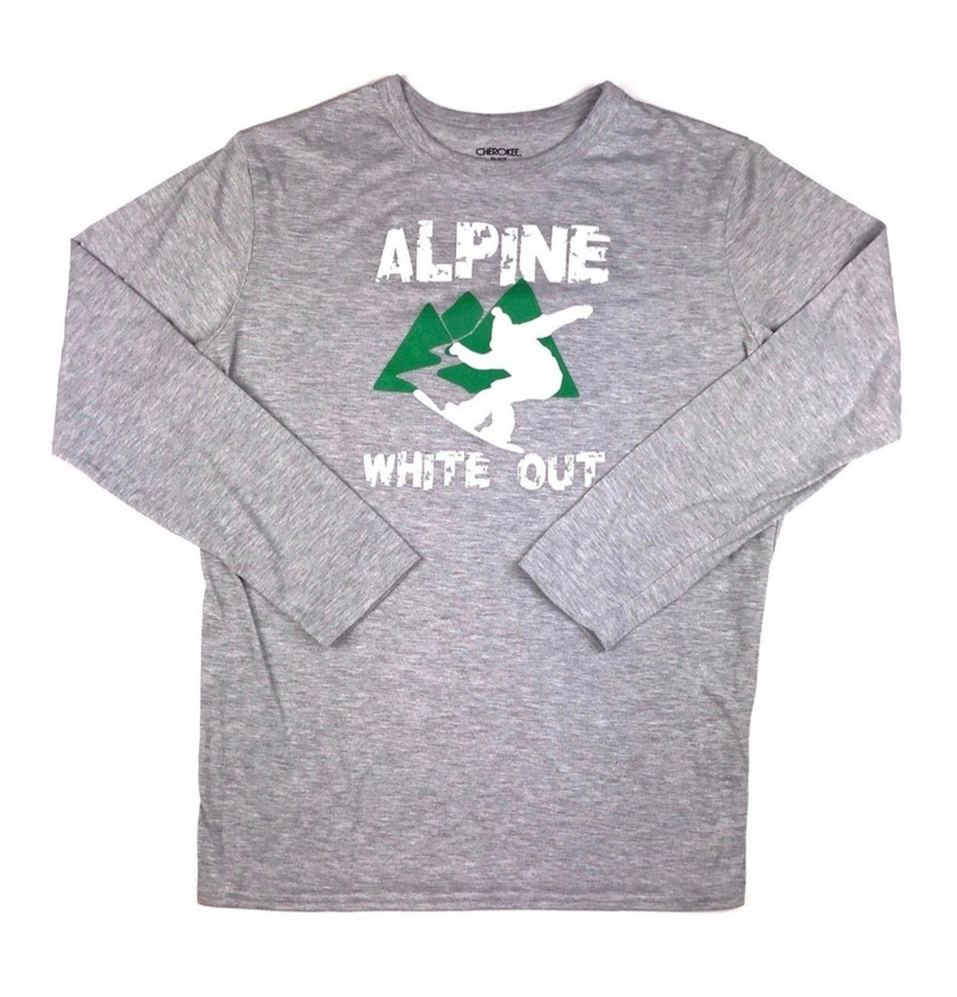 Alpine White Out