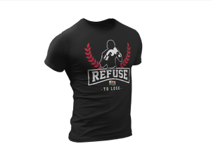 Refuse to Lose Welsh Black T