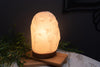 Himalayan Salt Lamp - White