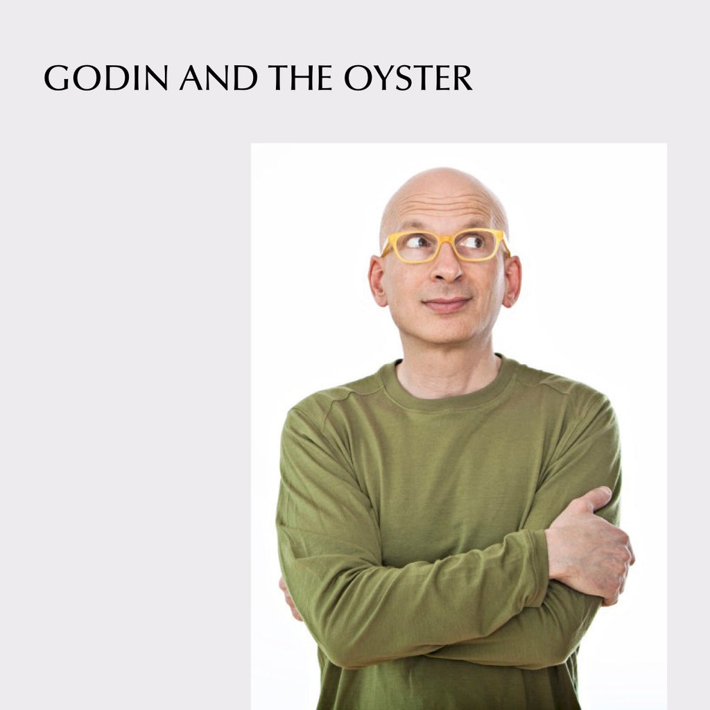 Godin and the oyster