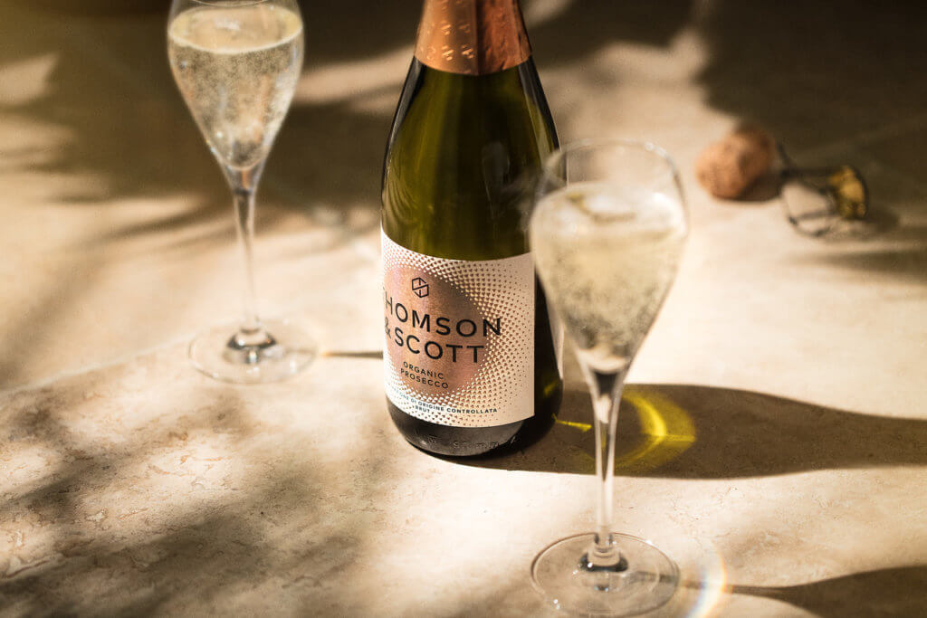 Thomson Scott prosecco
