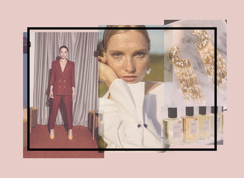 Harvey Nichols Maiyet Collective poster