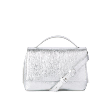 FRIDA CROSS BODY - SILVER