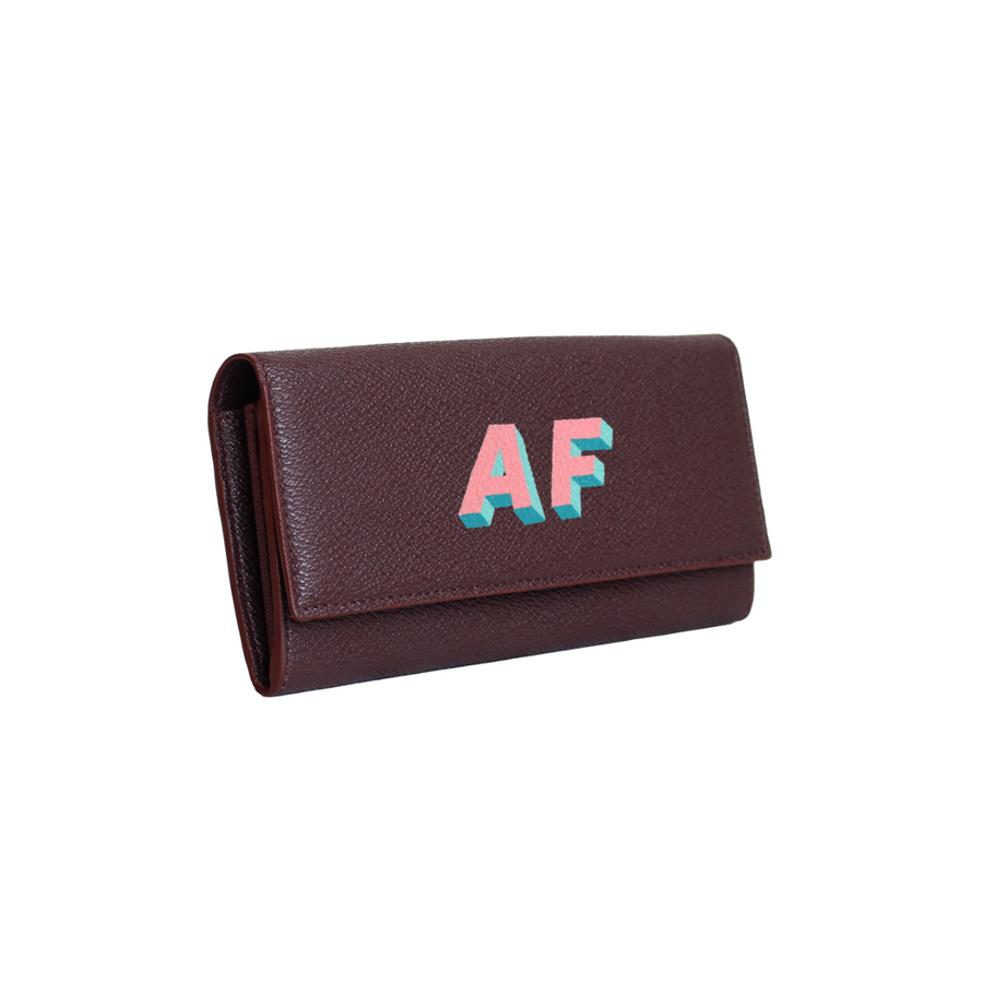 Personalised Wallet - 2 Initials