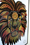 Color Mandala Lion - Sher