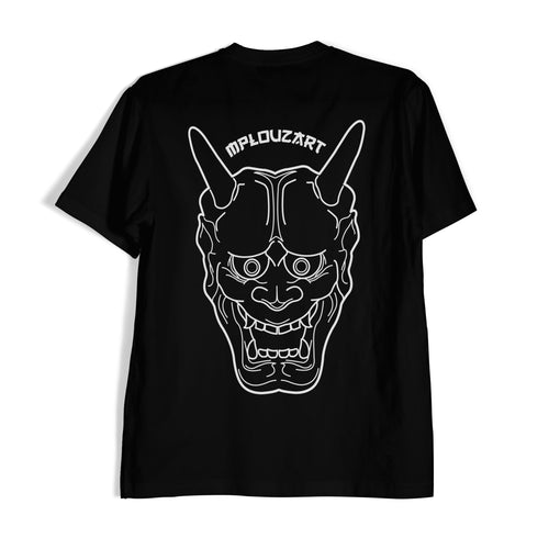 Hannya Mask • Mplouzart • Streetwear Clothing Collections