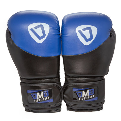 DMB Blue G1 DX Boxing Gloves