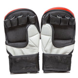 DMB Power Red MMA Shooter Gloves