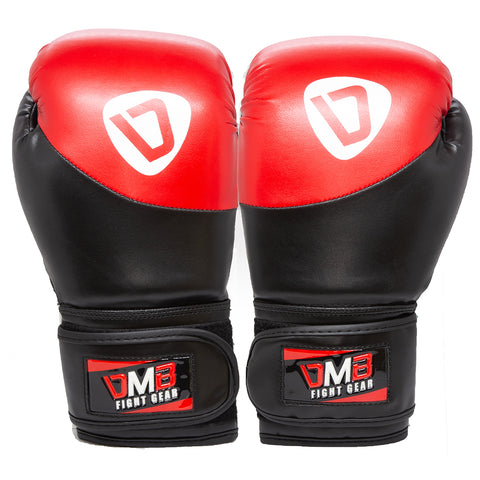 DMB Red G1 DX Boxing Gloves