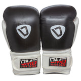 DMB Red G2 Leather Boxing Gloves