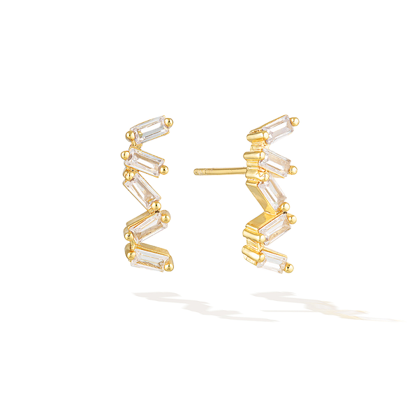 Baguette Jewels Earrings