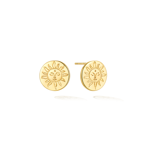 Splendor of the Sun Earrings