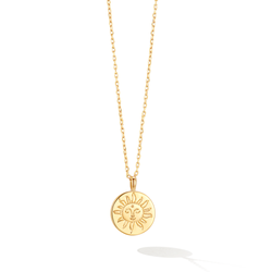 Splendor of the Sun Necklace