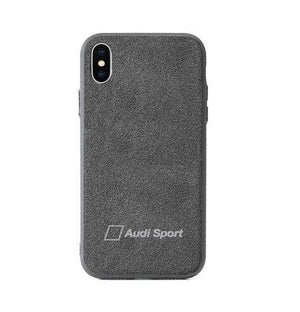 German Brands Alcantara Phone Case for Samsung - Samsung Note 9 / Audi Sport - TrendGadgetsHome