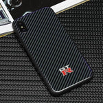 M/AMG Tempered Glass Carbon Fiber Case for Samsung - For S8 / GTR - TrendGadgetsHome