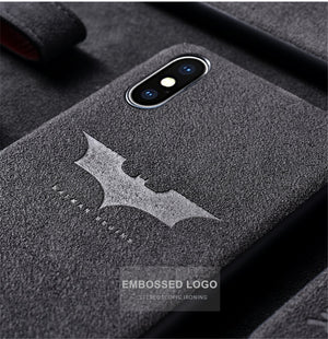 Logo Alcantara Case iPhone -  - TrendGadgetsHome