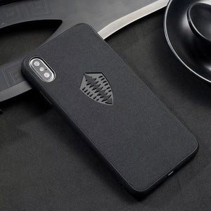 Car Logo Alcantara Case for Iphone 11 /11Pro /11Max - for iphone 11 / Koenigsegg - TrendGadgetsHome