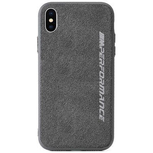 German Brands Alcantara Phone Case for Samsung - Samsung S9 / M Performance - TrendGadgetsHome