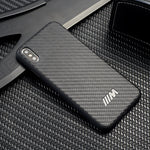 Carbon Fiber Car Logo Case for Iphone - Iphone 7/8 / M - TrendGadgetsHome