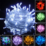 Christmas Outdoor Decoration Waterproof Light Strap -  - TrendGadgetsHome
